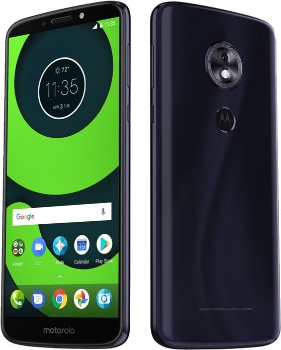 Hands-on video of Moto G6 Play confirms the design once again 1