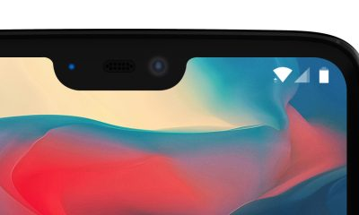 Yes, OnePlus 6 is coming with a notch