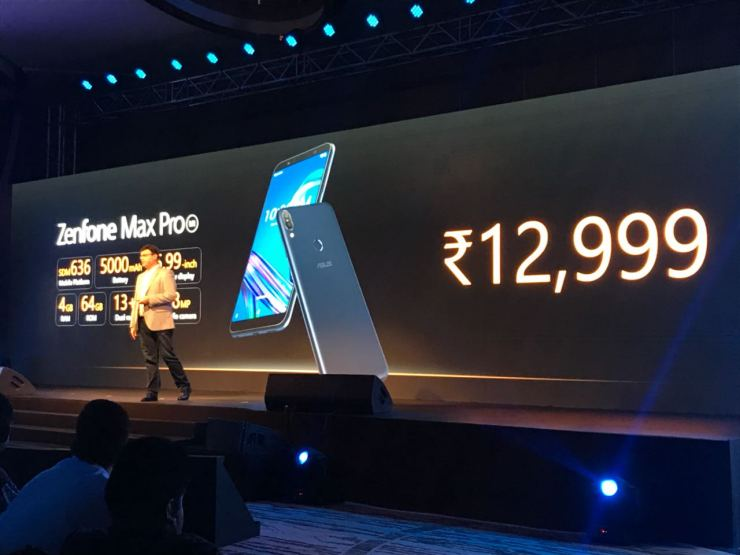 Asus Zenfone Max Pro M1 launched in India with Snapdragon 636 3