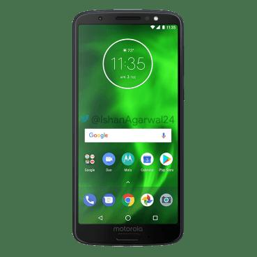 Moto G6 Indigo 1