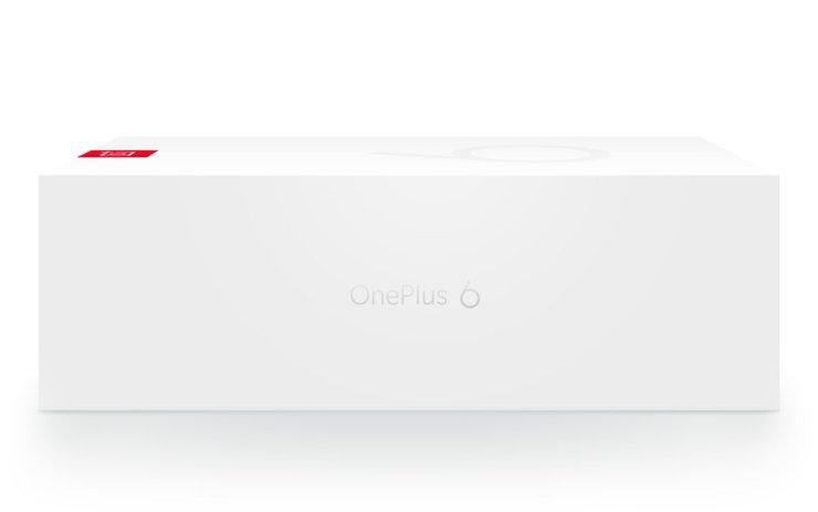 OnePlus 6 Retail Box