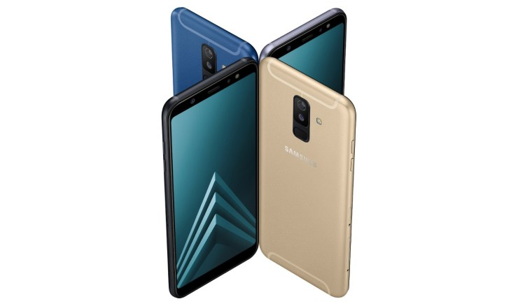 Samsung Galaxy A6 & Galaxy A6 Plus - Design, Specifications & Pricing 12