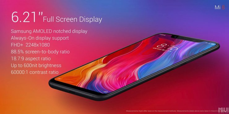 Xiaomi Mi 8 launched with Snapdragon 845, Dual-Frequency GPS & more 3
