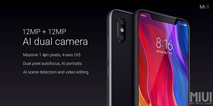 Xiaomi Mi 8 launched with Snapdragon 845, Dual-Frequency GPS & more 5
