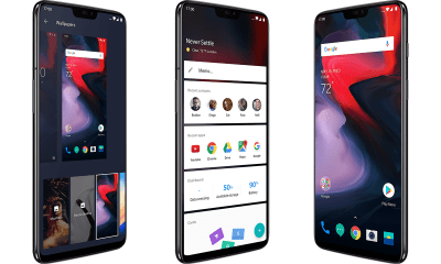OxygenOS 5.1.6 brings Front Camera Portrait Mode for OnePlus 6 3