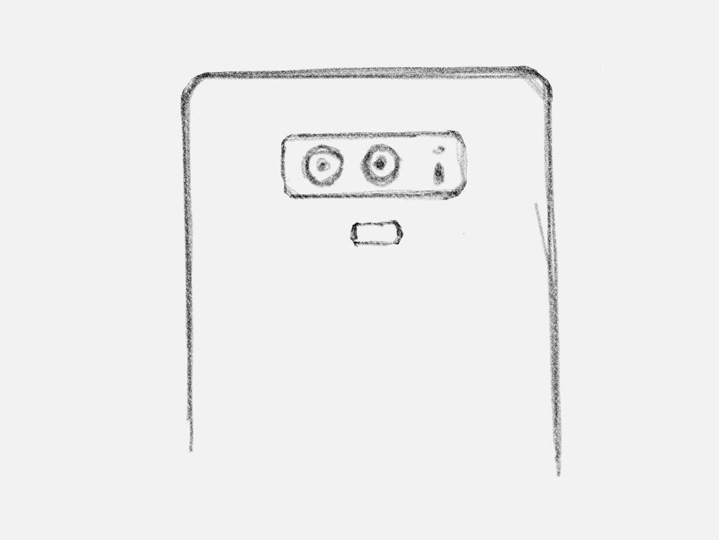 Samsung Galaxy Note 9: Να είναι πράγματι η οπίσθια πλευρά