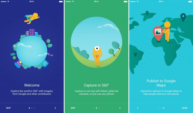 5 BEST 360 Degree Camera Apps for Android - Capture 360° Photos 1