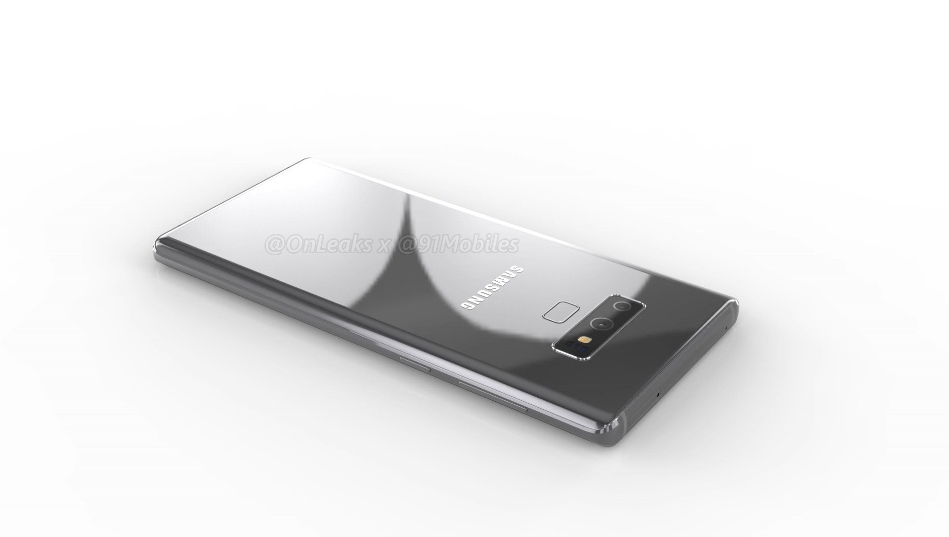 This is how the Samsung Galaxy Note 9 is going to look like 3