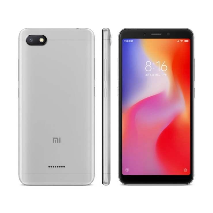 Xiaomi Redmi 6A in Silver