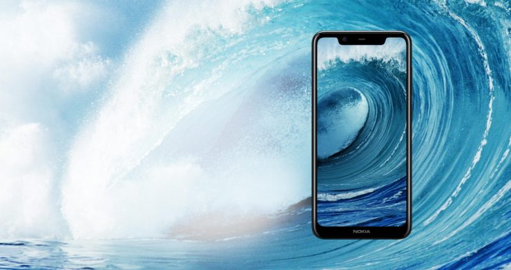 Nokia X5 is now official with Helio P60, Dual Cameras & a Notch 3