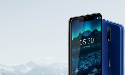 Nokia X5 is now official with Helio P60, Dual Cameras & a Notch 13