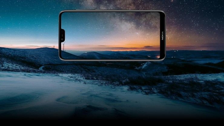 Nokia 6.1 Plus with Android One announced as the global version of Nokia X6 3