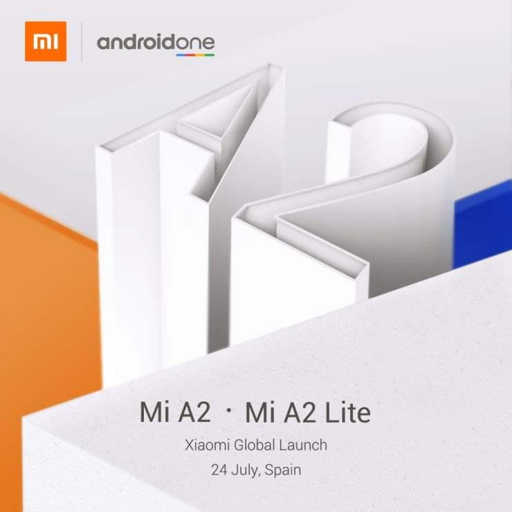 [UPDATE] Xiaomi Mi A2 teaser confirms the launch of Mi A1's successor 1