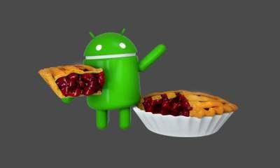 Android Pie Update list