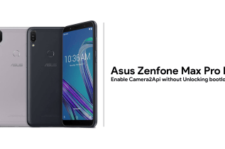 Asus Zenfone Max Pro M1 camera2api without root
