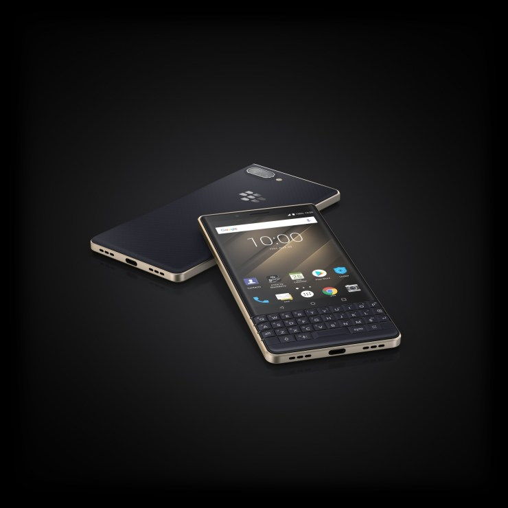 Blackberry Key2 LE is now official with Snapdragon 636 & QWERTY keypad 2