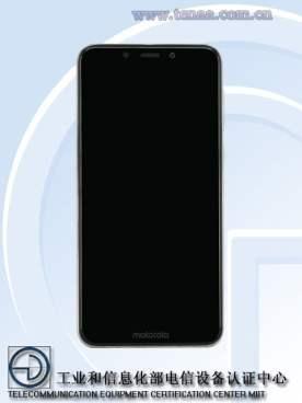 Motorola One TENAA 1