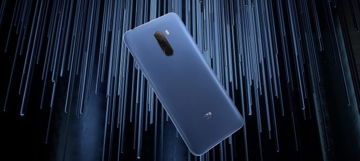Xiaomi Poco F1 is the cheapest phone you can get with Snapdragon 845 1
