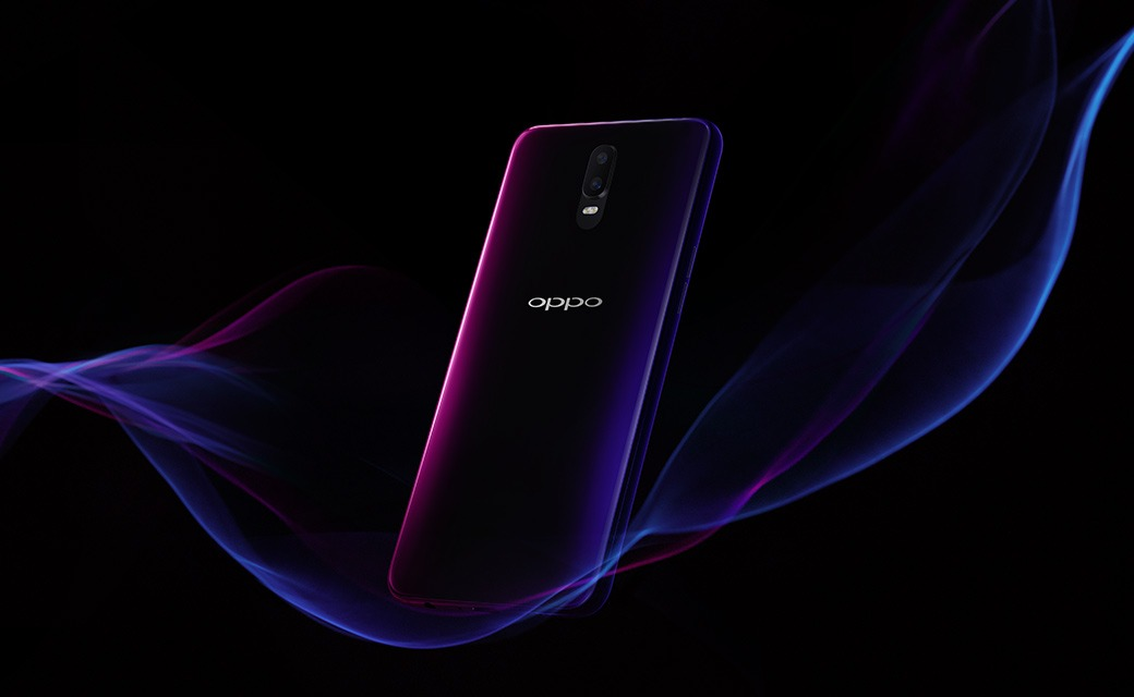 This is the Oppo R17