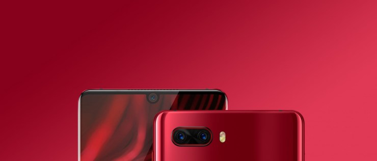 Nubia Z18 is now official with Snapdragon 845 & a tiny notch 3