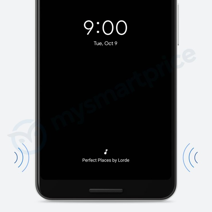 Another set of Google Pixel 3 (not XL) renders leaked 6
