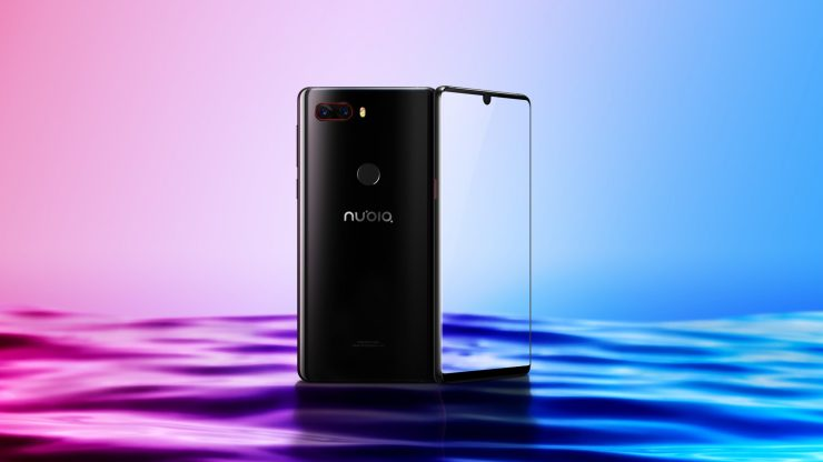 Nubia Z18 is now official with Snapdragon 845 & a tiny notch 1