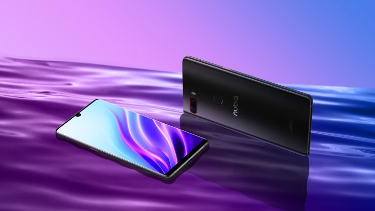 Nubia Z18 is now official with Snapdragon 845 & a tiny notch 4