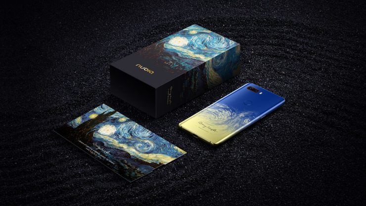 Nubia Z18 is now official with Snapdragon 845 & a tiny notch 5