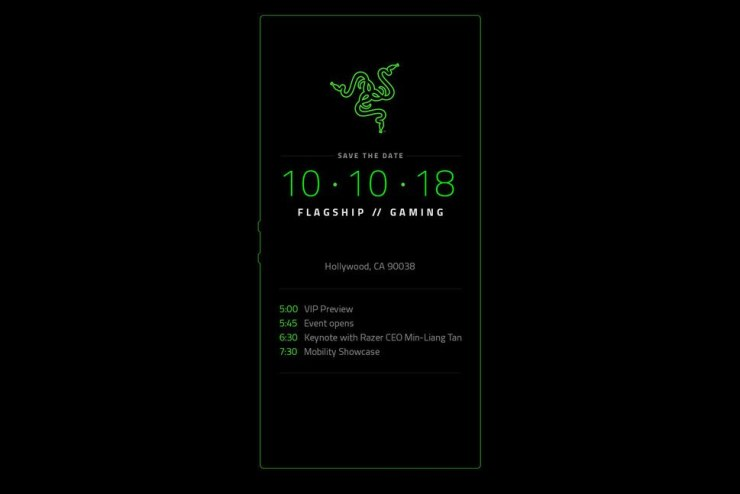 Razer Phone 2 Launch