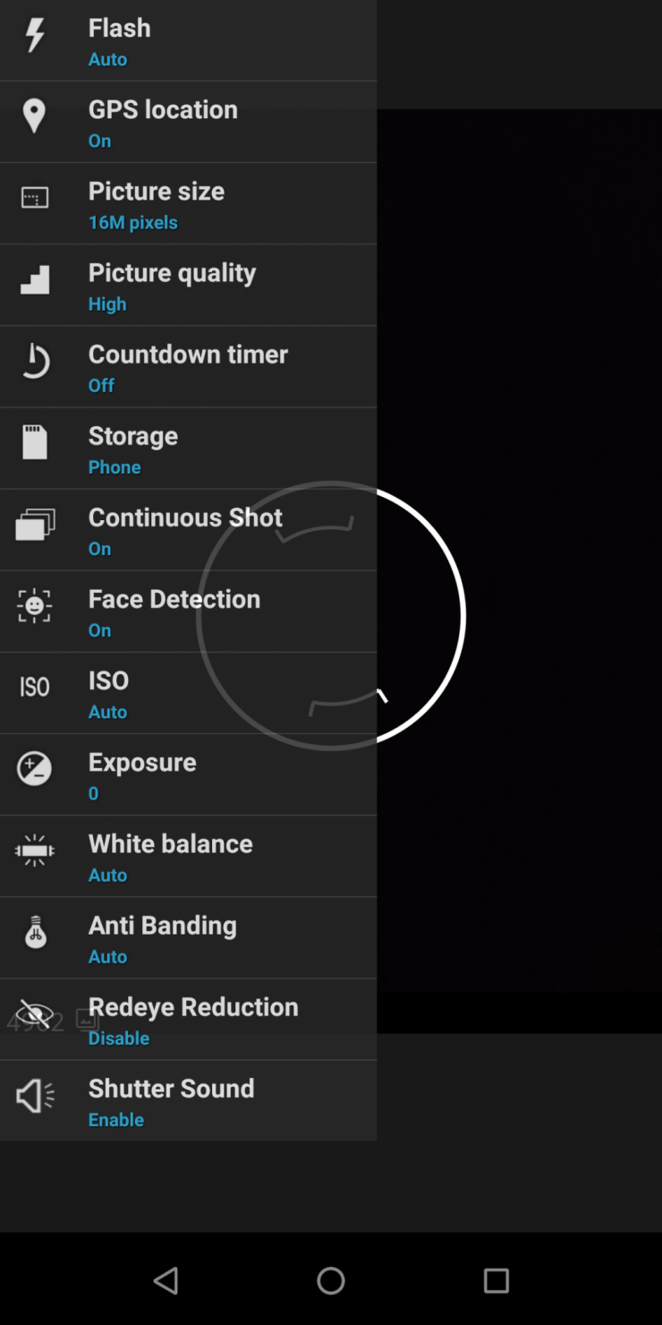 Enable EIS On Asus Zenfone Max Pro M1