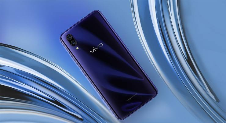 Vivo X23 with Snapdragon 670 & waterdrop notch goes official 4
