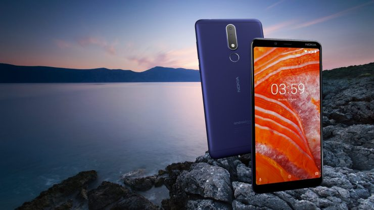 Nokia 3.1 Plus launched in India with Helio P22 & dual cameras 2