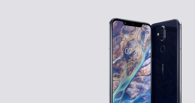 Nokia 8.1 launched in India with Snapdragon 710 & premium design 5
