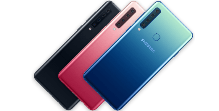 Samsung Galaxy A9 launched - World's first Quad Camera phone 6