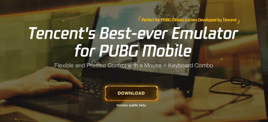 Tencent Gaming Buddy is the Best PUBG Mobile PC Emulator