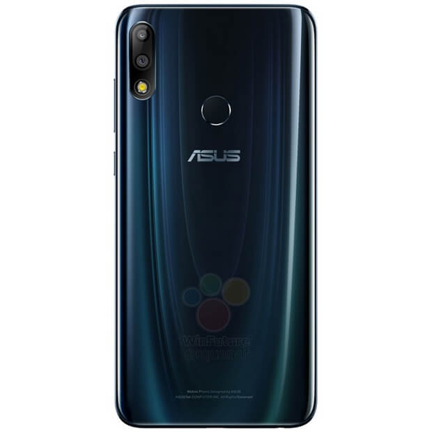 Asus Zenfone Max Pro M2 press renders leaked in Gold and Blue 2