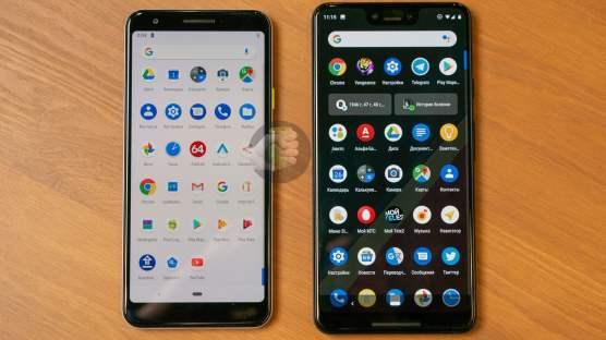 Google Pixel 3 Lite & Google Pixel 3 XL