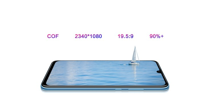 Honor 10 Lite announced with Kirin 710 & a waterdrop notch 3