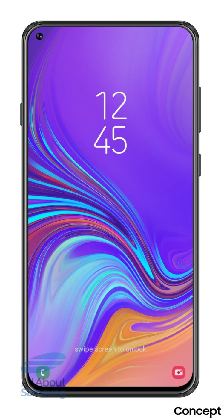 Samsung Galaxy A8s specs leaked - Snapdragon 710 & triple cameras 1