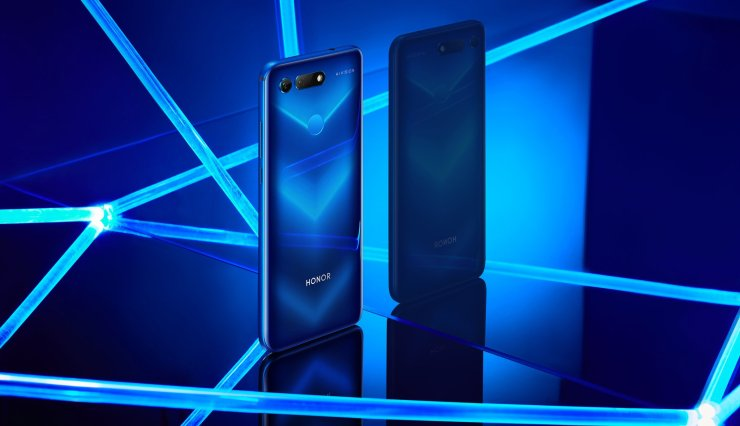 Honor V20 launched with Kirin 980 & in-display camera: Honor Nailed it! 1