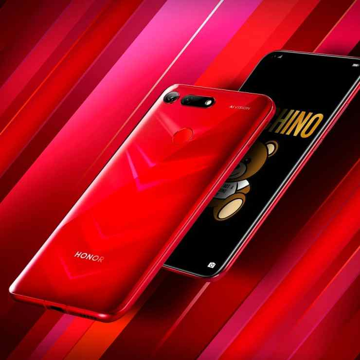 Honor V20 launched with Kirin 980 & in-display camera: Honor Nailed it! 2