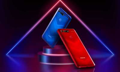 Honor V20 launched with Kirin 980 & in-display camera: Honor Nailed it! 3