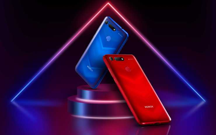 Honor V20 launched with Kirin 980 & in-display camera: Honor Nailed it! 4