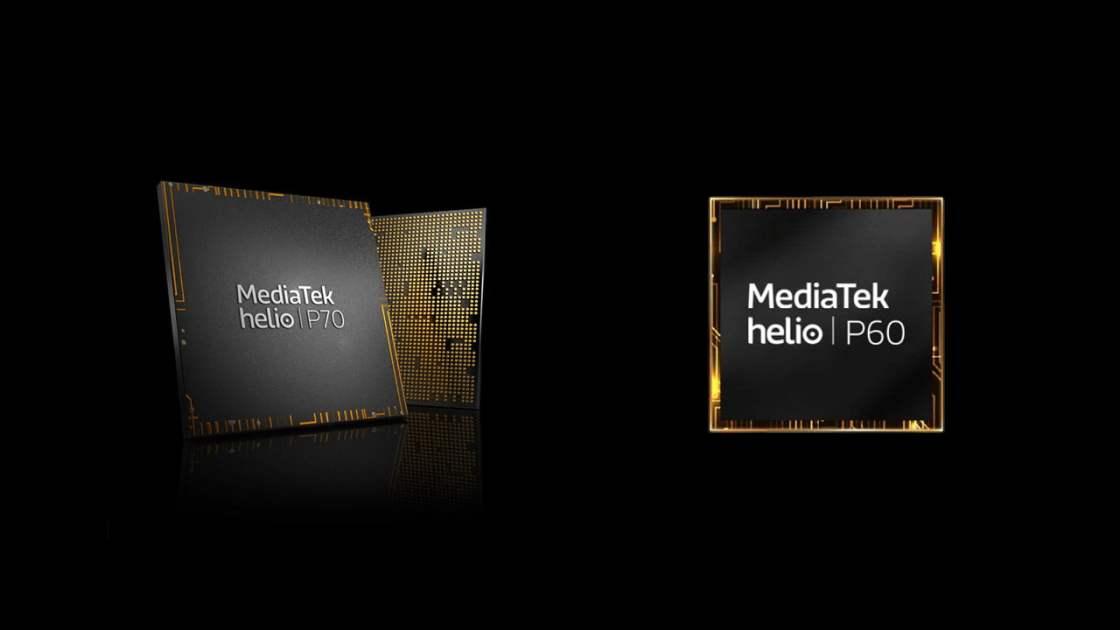 MediaTek Helio P70 vs Helio P60