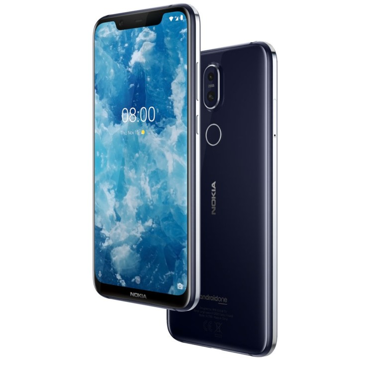 Nokia 8.1 launched in India with Snapdragon 710 & premium design 1