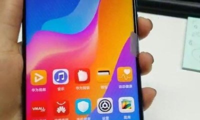 Huawei Nova 4 with display hole shows up in hands-on images 3