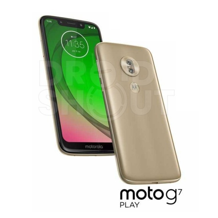 Whole Moto G7 family leaks in official press renders - Play, Plus and Power 4