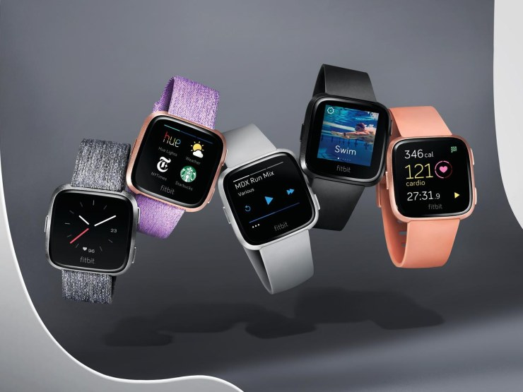 Fitbit Blaze vs. Fitbit Versa: Which Fitness Tracker to Choose? 2