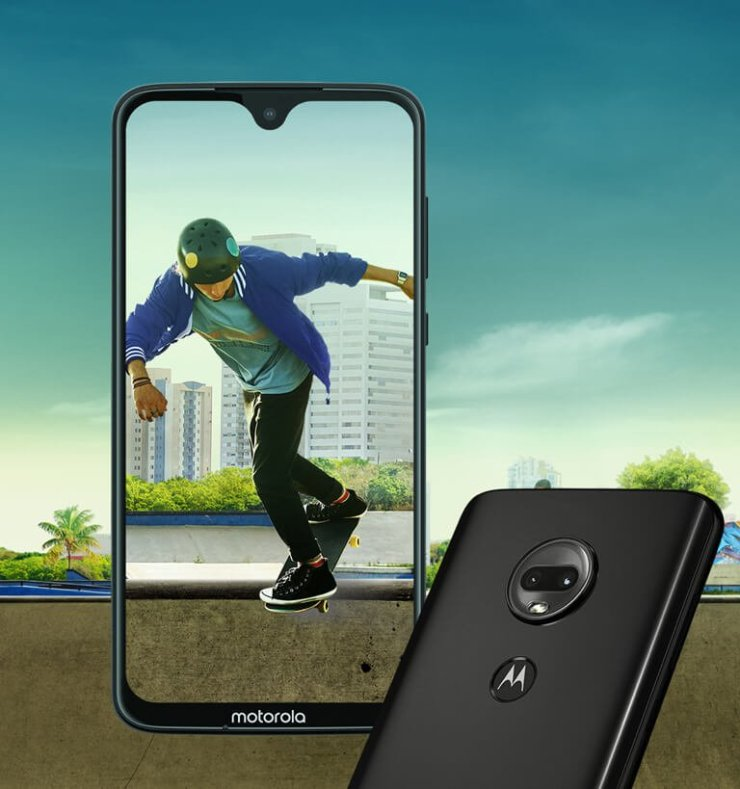 Moto G7 & G7 Plus European pricing leaks, starts at €300 1
