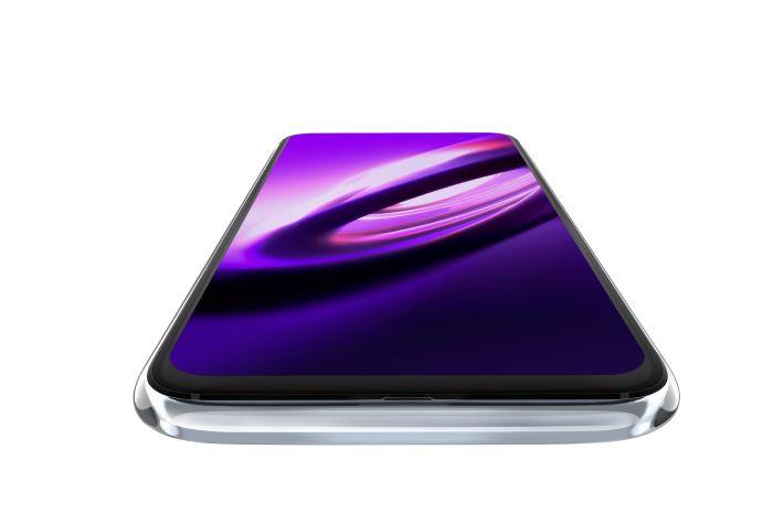 Vivo APEX 2019 has a 'Full-screen fingerprint scanner' & no buttons 2